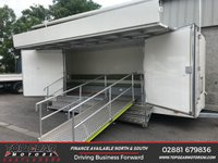 USED 2019 AA CAR UNKNOWN AA CAR UNKNOWN BROWNS COACHWORKS LTD TRIAXLE MOBILE EXHIBITION TRAILER