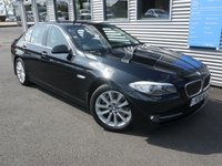 USED 2010 10 BMW 5 SERIES 3.0 525D SE 4d AUTO 202 BHP