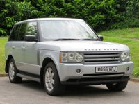 USED 2007 56 LAND ROVER RANGE ROVER 3.6 TDV8 VOGUE 5d AUTO 272 BHP FULL SERVICE HISTORY! GREAT CONDITION!
