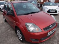 USED 2006 06 FORD FIESTA 1.4 ZETEC CLIMATE TDCI 5d 68 BHP