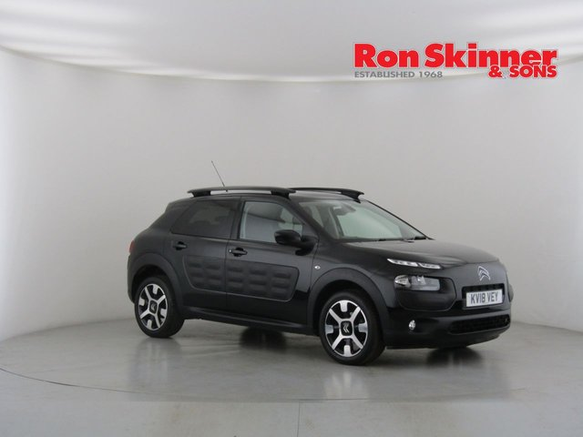 View our 2018 18 CITROEN C4 CACTUS 1.2 PURETECH FLAIR S/S 5d 109 BHP