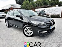 USED 2015 15 RENAULT MEGANE 1.5 DYNAMIQUE TOMTOM ENERGY DCI S/S 5d 110 BHP 1 OWNER + FULL HISTORY