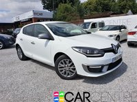 2014 RENAULT MEGANE 1.5 KNIGHT EDITION ENERGY DCI S/S 5d 110 BHP £4795.00