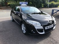 USED 2010 10 RENAULT MEGANE 1.6 DYNAMIQUE VVT 2d 110 BHP Buy with confidence from a garage that has been established  for 26 years.ONE