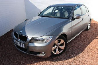 2011 BMW 3 SERIES 2.0 320D EFFICIENTDYNAMICS 4d 161 BHP £9799.00