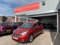 USED 2014 64 NISSAN NOTE 1.2 ACENTA 5d 80 BHP 8020 MILES FROM NEW! ZERO ROAD TAX! LOW CO2 EMISSIONS, GREAT SPEC INCLUDING ALLOY WHEELS, AIR CON, PRIVACY GLASS, ELECTRIC WINDOWS, MP3/CD PLAYER MEETS LARGE CITY EMISSION STANDARDS!