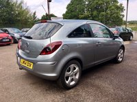 USED 2014 64 VAUXHALL CORSA 1.2 SXI 3d  UNDER 14,000 MILES AND ALLOY WHEELS  NO DEPOSIT FINANCE ARRANGED, APPY HERE NOW