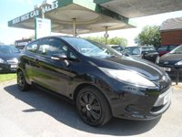USED 2010 60 FORD FIESTA 1.4 EDGE TDCI 3d 69 BHP