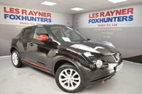 USED 2013 13 NISSAN JUKE 1.5 ACENTA PREMIUM DCI 5d 110 BHP Sat Nav, Bluetooth, Cruise control, Privacy glass
