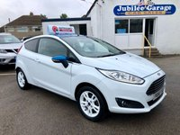 2016 FORD FIESTA 1.0 ZETEC WHITE EDITION SPRING 3d 99 BHP £7695.00