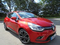 USED 2016 66 RENAULT CLIO 1.5 DYNAMIQUE S NAV DCI 5d 89 BHP