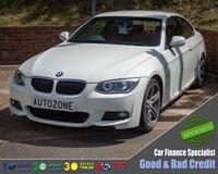 2011 BMW 3 SERIES 2.0 320I M SPORT 2d 168 BHP £9995.00