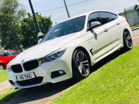 USED 2013 13 BMW 3 SERIES 3.0 335I M SPORT GRAN TURISMO 5d AUTO 302 BHP [APPOINTMENT ONLY]
