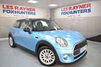 USED 2015 65 MINI HATCH COOPER 1.5 COOPER D 3d AUTO 114 BHP Low miles, Automatic, Cruise control, Bluetooth