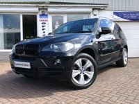 USED 2007 57 BMW X5 3.0 D SE 7STR 5d AUTO 232 BHP SUPPLIED WITH 12 MONTHS MOT, LOVELY 4X4 TO DRIVE