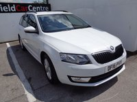 USED 2016 16 SKODA OCTAVIA 1.6 SE L TDI 5d 109 BHP £208 A MONTH WITH NO DEPOSIT SAT NAV HALF LEATHER CLIMATE CONTROL PARKING SENSORS 74 MPG FREE RD TAX