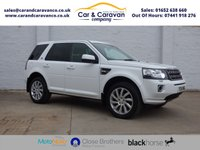 USED 2014 14 LAND ROVER FREELANDER 2.2 TD4 SE TECH 5d 150 BHP Service History SATNAV Leather Buy Now, Pay Later Finance!