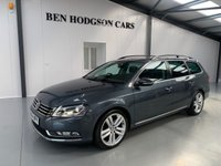 USED 2014 64 VOLKSWAGEN PASSAT 2.0 EXECUTIVE STYLE TDI BMT 5d 139 BHP 1 Owner! Only 56k! Huge Spec!