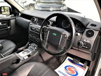 USED 2013 63 LAND ROVER DISCOVERY 3.0 4 SDV6 XS 5d AUTO 255 BHP