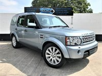 2013 LAND ROVER DISCOVERY 3.0 4 SDV6 XS 5d AUTO 255 BHP £14990.00