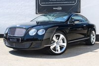 USED 2008 08 BENTLEY CONTINENTAL GT Continental 6.0 GT Coupe 2dr Petrol Automatic (41552 g/km, 552 bhp)