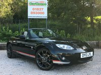 USED 2013 13 MAZDA MX-5 1.8 i KURO EDITION 2dr Full Heated Leather & Climate