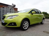USED 2009 59 SEAT IBIZA 1.4 SE 5d 85 BHP SUPERB EXAMPLE