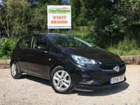 USED 2016 16 VAUXHALL CORSA 1.3 DESIGN CDTI ECOFLEX S/S 5dr A/Con, Cruise, 1 Own, £0 Tax!