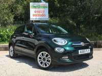 USED 2015 65 FIAT 500X 1.4 MULTIAIR POP STAR DDCT 5dr AUTO 1 Owner, 12,000 miles, Fiat SH