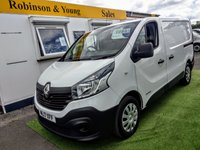 USED 2017 17 RENAULT TRAFIC 1.6 SL27 BUSINESS DCI 120 BHP