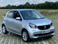 2015 SMART FORFOUR 1.0 PASSION 5d 71 BHP £4995.00