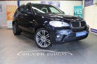 2012 BMW X5 3.0 XDRIVE30D M SPORT 5d AUTO 241 BHP