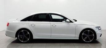 2013 AUDI A6 2.0 TDI BLACK EDITION 4d 175 BHP £13950.00