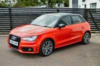 2013 AUDI A1 1.6 SPORTBACK TDI S LINE STYLE EDITION 5d 103 BHP £9445.00