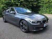 2016 BMW 3 SERIES 2.0 320D ED PLUS 4d AUTO 161 BHP £11990.00