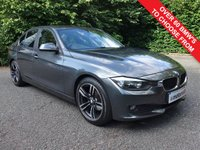 USED 2016 16 BMW 3 SERIES 2.0 320D ED PLUS 4d AUTO 161 BHP