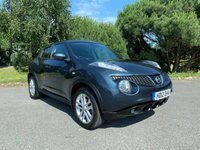 USED 2012 12 NISSAN JUKE 1.6 TEKNA 5d AUTO 117 BHP TEKNA,AUTOMATIC,REVISING CAMERA,LOW MILLAGE,READY TO GO!!!