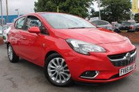 USED 2015 65 VAUXHALL CORSA 1.4 SE 5d AUTO 89 BHP EXCELLENT SERVICE HISTORY - ONLY ONE OWNER FROM NEW - FRONT AND REAR PARKING SENSORS - GREAT SPEC