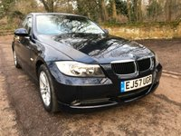 2007 BMW 3 SERIES 2.0 320I SE 4d 169 BHP £2990.00