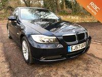USED 2007 57 BMW 3 SERIES 2.0 320I SE 4d 169 BHP