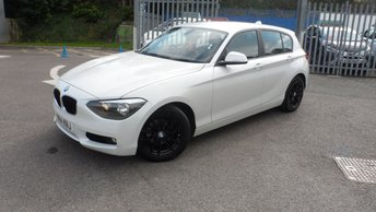 2014 BMW 1 SERIES 1.6 116D EFFICIENTDYNAMICS BUSINESS 5d 114 BHP £9995.00
