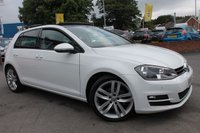 USED 2016 16 VOLKSWAGEN GOLF 1.6 GT EDITION TDI BLUEMOTION TECHNOLOGY 5d 109 BHP ONLY ONE OWNER - EXCELLENT SERVICE HISTORY - LOW TAX - MEGA SPECIFICATION