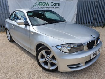 2011 BMW 1 SERIES 2.0 118D SPORT 2d 141 BHP £4990.00