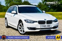 USED 2015 65 BMW 3 SERIES 3.0 330D XDRIVE LUXURY TOURING 5d AUTO 255 BHP