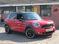2012 MINI COUNTRYMAN 2.0 COOPER SD ALL4 (£5,420 OF EXTRAS) 5dr £6690.00