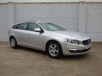 2016 VOLVO V60 2.0 D2 BUSINESS EDITION 5d 118 BHP £7888.00