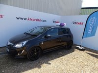 2013 VAUXHALL CORSA 1.2 LIMITED EDITION 5d 83 BHP £3895.00