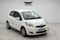 USED 2010 60 TOYOTA YARIS 1.3 T SPIRIT MM VVT-I 5d AUTO 99 BHP