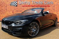 2017 BMW M4 3.0 M4 COMPETITION 2d AUTO 444 BHP £40990.00