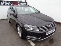 USED 2013 63 VOLKSWAGEN PASSAT 2.0 HIGHLINE TDI BLUEMOTION TECHNOLOGY 5d 139 BHP £164 A MONTH WITH NO DEPOSIT SAT NAV PARKING SENSORS ALLOYS CLIMATE ONLY £30 A YR TAX 60+MPG